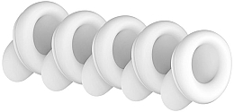 Düfte, Parfümerie und Kosmetik Ersatzspitzen für Vakuummassagegerät weiß 5 St. - Satisfyer 2 Next Generation Climax