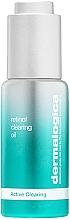 Düfte, Parfümerie und Kosmetik Klärendes Gesichtspflegeöl für die Nacht mit Salicylsäure und Retinol gegen Hautunreinheiten und Entzündungen - Dermalogica Retinol Clearing Oil