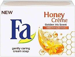 Düfte, Parfümerie und Kosmetik Honig Seife - Fa Honey Creme Golden Iris Cream Soap