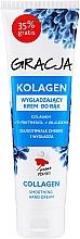 Düfte, Parfümerie und Kosmetik Glättende Handcreme mit Kollagen - Miraculum Gracja Collagen Hand Cream