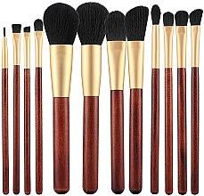 Düfte, Parfümerie und Kosmetik Make-up Pinselset 12-tlg. - Tools For Beauty