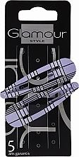 Düfte, Parfümerie und Kosmetik Haarspangen 417674 grau - Glamour