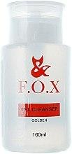 Düfte, Parfümerie und Kosmetik Flüssigkeit zum Entfernen der Dispersionsschicht - F.O.X Cleanser