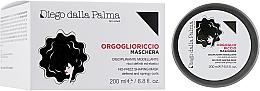 Düfte, Parfümerie und Kosmetik Modellierende Haarmaske mit schwarzem Cuminöl - Diego Dalla Palma No-Frizz Shaping Mask