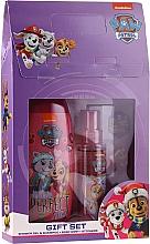 Düfte, Parfümerie und Kosmetik Körperpflegeset für Kinder - Uroda Polska Paw Patrol (Duschgel 250ml + Körpernebel 110ml + Aufkleber)