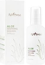 Düfte, Parfümerie und Kosmetik Beruhigende Gesichtsemulsion mit Aloe Vera - Isntree Aloe Soothing Emulsion