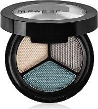 Düfte, Parfümerie und Kosmetik Lidschatten - Paese Opal Eyeshadows Trio Perl Silk