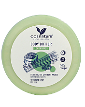 Düfte, Parfümerie und Kosmetik Feuchtigkeitsspendendes und pflegendes Körperöl für trockene Haut mit Zitronengras - Cosnature Body Butter