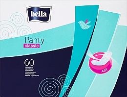 Düfte, Parfümerie und Kosmetik Slipeinlagen Panty Classic 60 St. - Bella