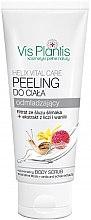 Düfte, Parfümerie und Kosmetik Regenerierendes Körperpeeling mit Schneckenschleimfiltrat - Vis Plantis Helix Vital Care Rejuvenating Creamy Body Scrub