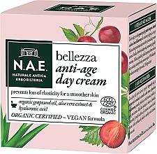 Düfte, Parfümerie und Kosmetik Anti-Aging Tagescreme mit Traubenkernöl, Aloe Vera und Hyaluronsäure - N.A.E. Bellezza Anti-Age Day Cream