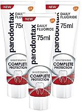 Düfte, Parfümerie und Kosmetik Zahnpasta (3x75 ml) - Parodontax Whitening