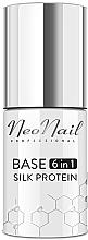 Düfte, Parfümerie und Kosmetik 6in1 Protein-Base - NeoNail Professional Base 6in1 Silk Protein