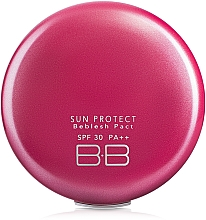 Düfte, Parfümerie und Kosmetik Sonnenschutz Komaktpudrer SPF 30 PA++ - Skin79 Sun Protect Beblesh Pact SPF30 PA++