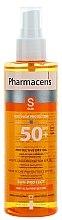 Düfte, Parfümerie und Kosmetik Sonnenschutzöl - Pharmaceris S Protective Dry Oil SPF50