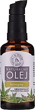 Düfte, Parfümerie und Kosmetik Hanföl mit Spender - E-Fiore Natural Oil