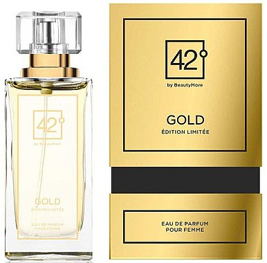 42° by Beauty More Gold Edition Limitee - Eau de Parfum — Bild N1