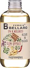 Düfte, Parfümerie und Kosmetik Erwärmendes Massageöl mit Zimt, Ingwer und Chili - Fergio Bellaro Massage Oil Slm Effect