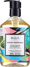 Düfte, Parfümerie und Kosmetik Marseiller Flüssigseife - Baija Sieste Tropicale Marseille Liquid Soap