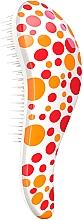 Düfte, Parfümerie und Kosmetik Haarbürste in roten Punkten - Detangler Detangling Red Point Brush