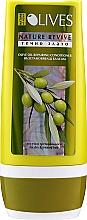 Düfte, Parfümerie und Kosmetik Regenerierende Haarspülung mit Olivenöl für trockenes und behandeltes Haar - Nature of Agiva Olives Repairing Moisturizing Conditioner