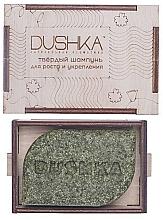 Düfte, Parfümerie und Kosmetik Festes Mini-Shampoo zur Stärkung und zum Wachstum der Haare - Dushka