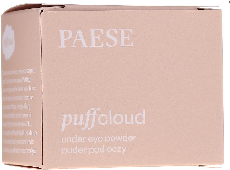 Puder für die Augenpartie - Paese Puff Cloud