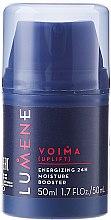 Düfte, Parfümerie und Kosmetik Energetisierende und feuchtigkeitsspendende Gesichtscreme - Lumene Men Voima Energizing 24h Moisture Booster