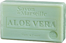 Düfte, Parfümerie und Kosmetik Aloe Vera Naturseife - Le Chatelard 1802 Soap Almond & Cranberry