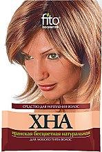 Düfte, Parfümerie und Kosmetik Iranisches farblos Henna für jeden Haartyp - Fito Kosmetik Henna