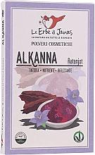 Düfte, Parfümerie und Kosmetik Natürlich färbendes Pflanzenpulver aus Schminkwurz - Le Erbe di Janas Alkanna