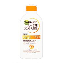Düfte, Parfümerie und Kosmetik Sonnenschutzmilch SPF 30 - Garnier Ambre Solaire