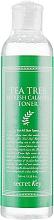 Düfte, Parfümerie und Kosmetik Erfrischender und beruhigender Gesichtstoner mit Teebaum - Secret Key Tea Tree Refresh Calming Toner