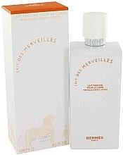 Hermes Eau des Merveilles - Schützende und feuchtigkeitsspendende Körperlotion — Bild N1