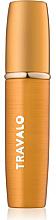 Düfte, Parfümerie und Kosmetik Nachfüllbarer Parfümzerstäuber Gold - Travalo Lux Gold Refillable Spray