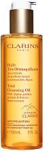 Düfte, Parfümerie und Kosmetik Reinigungsöl mit Zitronenmelissextrakt - Clarins Total Cleansing Oil