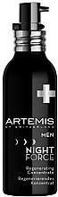 Düfte, Parfümerie und Kosmetik Regenerierendes Konzentrat - Artemis of Switzerland Men Night Force Regenerating Concentrate
