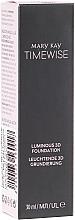 Düfte, Parfümerie und Kosmetik Leuchtende 3D Grundierung - Mary Kay Timewise Luminous 3D Foundation