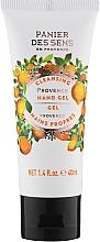 Düfte, Parfümerie und Kosmetik Händedesinfektionsmittel - Panier des Sens Provence Cleansing Hand Gel