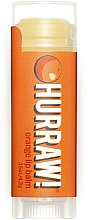 Düfte, Parfümerie und Kosmetik Lipeenbalsam Citrus - Hurraw! Orange Lip Balm