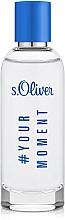 Düfte, Parfümerie und Kosmetik S.Oliver #Your Moment - Eau de Toilette