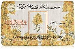 Düfte, Parfümerie und Kosmetik Naturseife Gingster - Nesti Dante Dei Colli Fiorentini Broom Soap