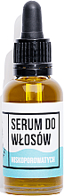 Düfte, Parfümerie und Kosmetik Regenerierendes und stärkendes Serum für das Haar mit niedriger Porosität - Cztery Szpaki
