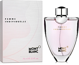 Düfte, Parfümerie und Kosmetik Montblanc Femme Individuelle - Eau de Toilette