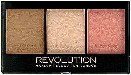 Düfte, Parfümerie und Kosmetik 3in1 Konturpalette für das Gesicht - Makeup Revolution Ultra Sculpt&Contour Kit