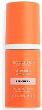 Düfte, Parfümerie und Kosmetik Augencreme mit Vitamin C - Revolution Skincare Vitamin C Eye Cream