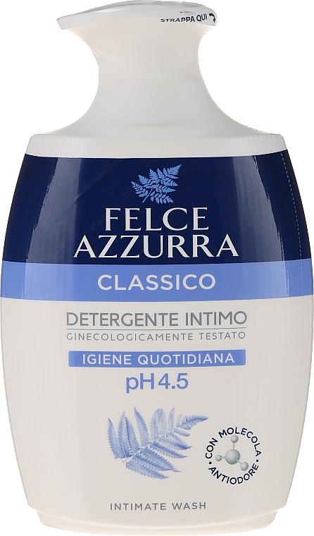 Milde flüssige Intimseife Classic - Felce Azzurra Classic Intimate Wash