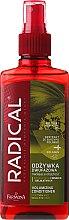 Düfte, Parfümerie und Kosmetik Zwei-Phasen-Conditioner für Volumen bei dünnem Haar - Farmona Radical Volumizing Conditioner