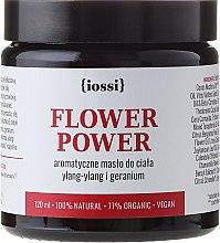 Düfte, Parfümerie und Kosmetik Feuchtigkeitsspendende Körperbutter - Iossi Regenerating Body Butter