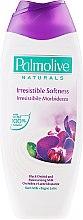 Düfte, Parfümerie und Kosmetik Feuchtigkeitsspendende und aufweichende Bademilch mit schwarzer Orchidee - Palmolive Naturals Irrestible Softness Bath Milk